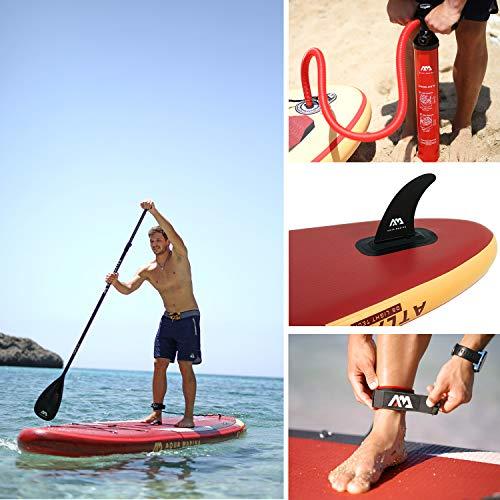 "AM AQUA MARINA Stand Up Paddle Board 12"" - 4"