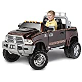 Dodge Ram 3500 Dually Longhorn Edition 12-Volt Battery-Powered Ride-On by Kid Trax