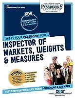 Inspector of Markets, Weights & Measures