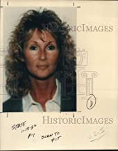 1992 Press Photo Joy Aylor imprisoned in France; murder plot - hca76408