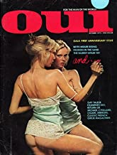 Oui Magazine October 1973 - Bette Midler - Gay Talese - Classic French Girlie Magazines