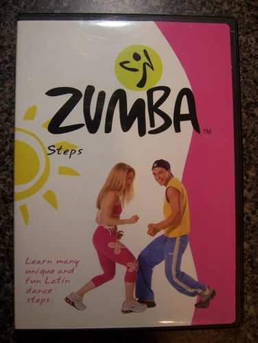 Zumba Steps {Learn many unique and fun Latin dance steps.}
