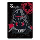 Seagate Game Drive Xbox GamePass Edition JEDI, tragbare externe Festplatte 2 TB, 2.5 Zoll, USB 3.0,...