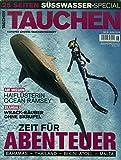 Tauchen 6/2019 'Zeit für Abenteuer'