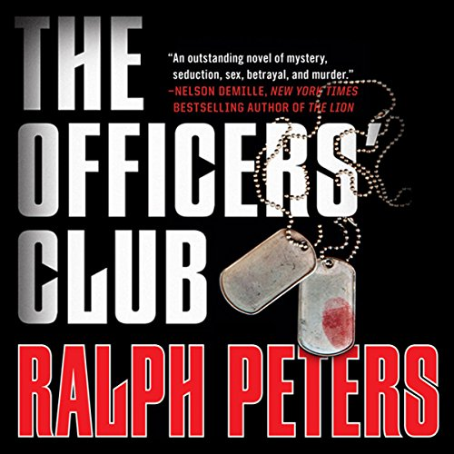 The Officers' Club audiobook cover art