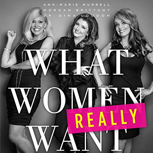 What Women Really Want audiobook cover art