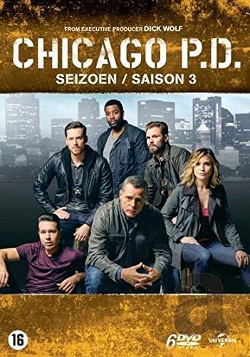 Chicago Police Department - l'Integrale - Saison 3 (Coffret 6 DVD)