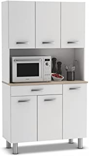 Amazon.es: mueble auxiliar cocina