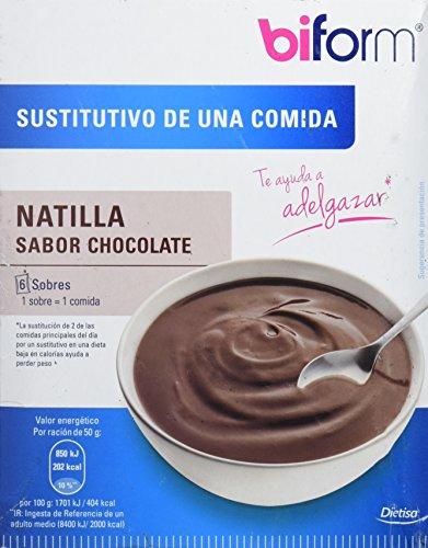 Biform Sustitutivo Crema de Chocolate, Sustituye una comida - 6