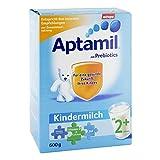 Aptamil Kinder-Milch 2+ ab dem 2. Jahr, 600g Pulver -