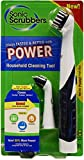SonicScrubber Household Cleaning Brush Tool with Extra Brush Head