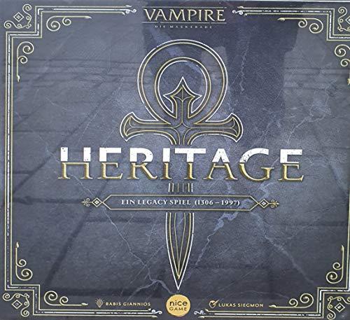 Vampire die Maskerade - Heritage (Deutsch)