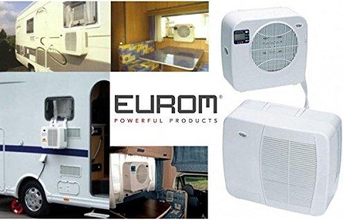 Mistralvan Klimaanlage Wohnmobil Caravan Eurom AC2400, Airco, Camper, Reisemobil, Wohnwagen, Bus, Boot, Camping, Büro