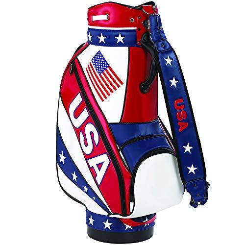 Staff Bag - USA RED/White/Blue
