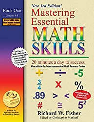 in budget affordable Acquire basic math skills, Volume 1: Grades 4 and 5, 3rd Edition: 20 minutes a day for success