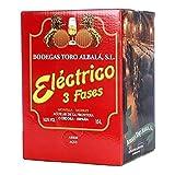 TORO ALBALÁ FINO'ELÉCTRICO' 3 FASES SIN FILTRAR BAG IN BOX 15L.