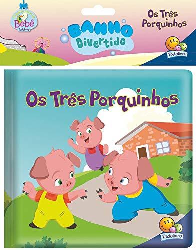 Banho divertido II: Os três porquinhos