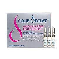 COUP D'ECLAT Ampoules Lifting (3 ampoules de 1 ml)