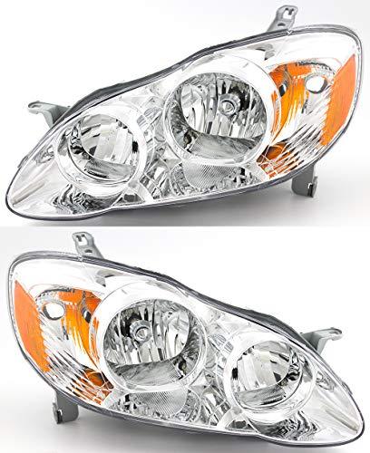08 corolla headlight assembly - 7