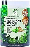 Grüne Bananen-resistente Stärke - 400g