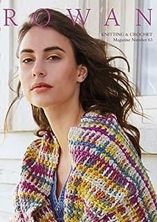 Rowan Knitting and Crochet Magazine 63 Spring 2018