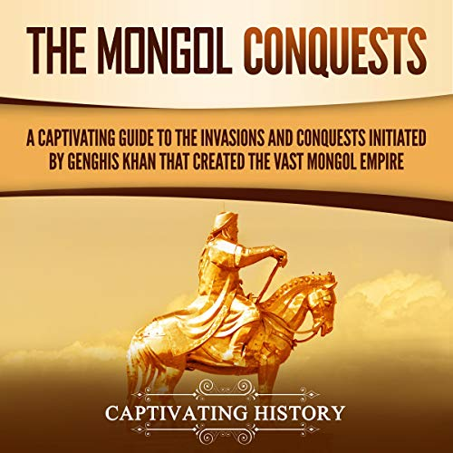 The Mongol Conquests cover art