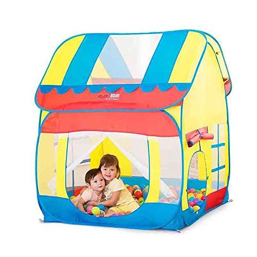 Xiaolin Salle de Tente pour Enfants Jardin intérieur extérieur Jouet Maison de Jeu Plage Sun Tente Aire de Jeux familiale