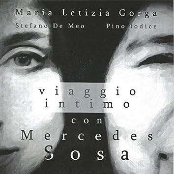 Viaggio intimo con Mercedes Sosa (feat. Stefano De Meo & Pino Iodice)