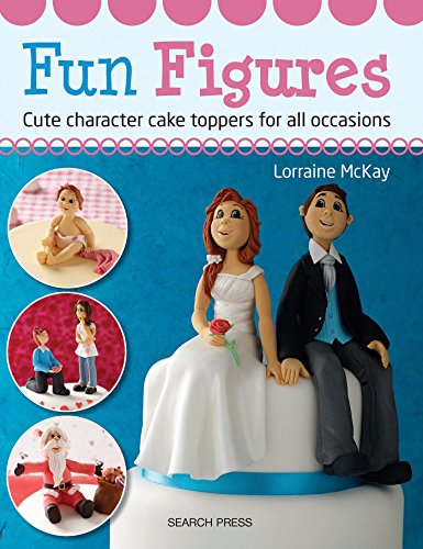 Fun Figures: Cute Character Cake Toppers for All Occasions