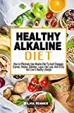 HEALTHY ALKALINE DIET: How to Effectively Use Alkaline Diet To Avert Diseases (Cancer, Herpes, Diabetes, Lupus, Hair Loss, And STDs) And Live A Healthy Lifestyle (English Edition)