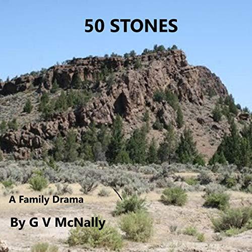 50 Stones: Family Drama audiobook cover art