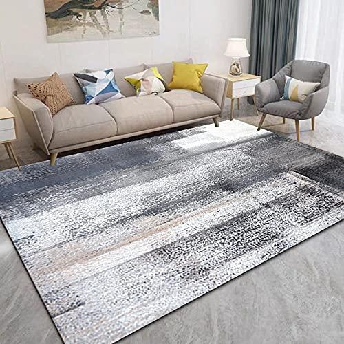 Kunsen Nuevo Moderno Minimalista Sala de Estar Dormitorio Alfombra de la Cama...