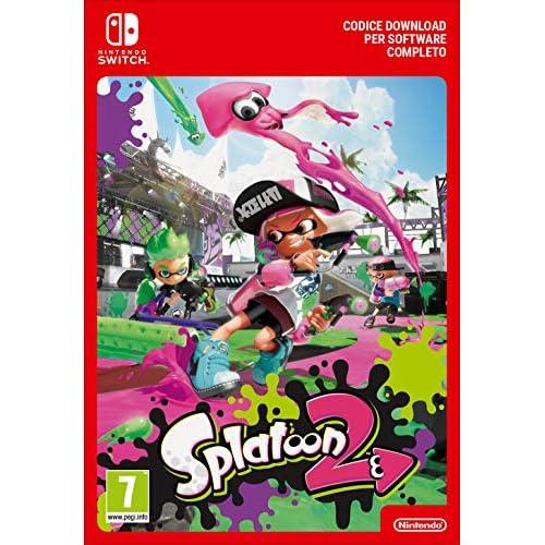Splatoon 2   Nintendo Switch - Codice download
