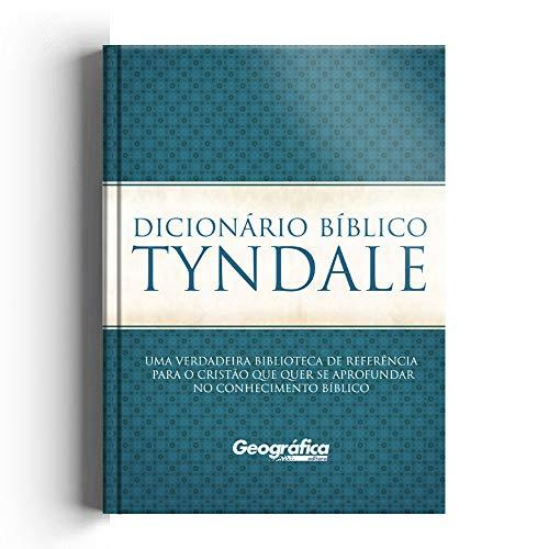 Dicionário Bíblico Tyndale - Capa Azul