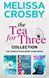 Tea for Three Collection: The Complete Mulberry Lane Series (A Mulberry Lane Novel) (English Edition)