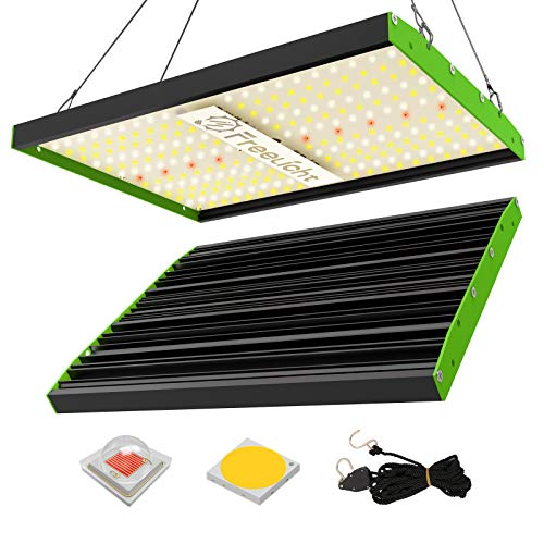 Freelicht FLD-1000 LED Grow Light, Full Spectrum Plant Growing Lamp for All Stage, High PPFD, Suitable for Greenhouse, Hydroponic, Commercial Indoor Plant Lighting