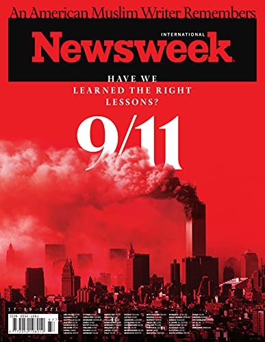 Newsweek International September 17 2021 (2021-09-11) [雑誌]