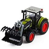Giocattoli per camionSuono e leggero Trattore agricolo Auto giocattolo per bambini Auto giocattolo educativo per bambini Inerzia Ingegneria di simulazione Veicolo Escavatore Carrello elevatore Giocatt