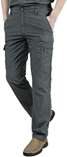 2019 New Men Pants,Summer Outdoor Jogger with Pocket Wild Straight Fast-Drying Sports Pants