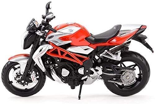 Zixin Regalos Modelo de la Motocicleta de la Serie Modelo de Motocicleta de aleación de simulación de Ruta de Juguetes, Regalos de cumpleaños, Decoraciones, Objetos de colección