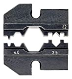 KNIPEX Mordaza intercambiable para conectores para cables solares (Huber + Suhner) 97 49 62