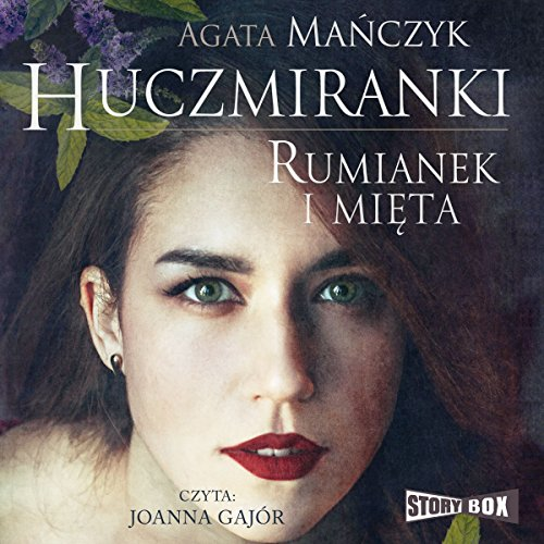 Rumianek i mieta audiobook cover art