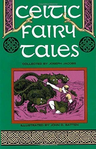 Celtic Fairy Tales (Dover Children's Classics) by Joseph Jacobs (1968-06-01)