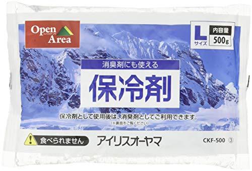 アイリスオーヤマ 保冷剤 ソフト CKF-500 【5個セット】