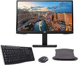 $159 » HP P22h G4 22 Inch Class LED-Backlit LCD 1920 x 1080 (9UJ12A8) Full HD IPS LED-Backlit LCD Monitor Bundle with HDMI, VGA, ...