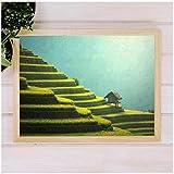 Xsyucp-Poster Bilder Reisterrasse Landschaftsfotografie