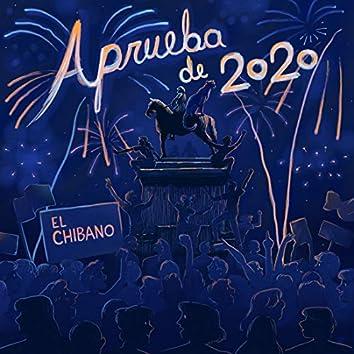 Aprueba de 2020