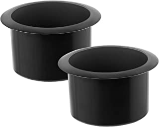 OUNONA 2pcs Recliner-Handles Cup Holder Replacement Insert for Sofa Boat Rv Couch Car Truck Poker Table