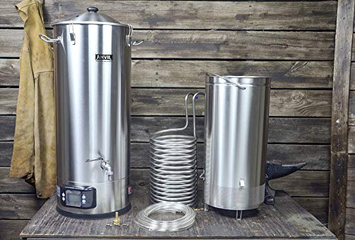 Foundry 10.5 Gallon All-In-One Brewing System - No Pump