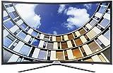 Abbildung Samsung M6379 138 cm (55 Zoll) LED Curved Fernseher (Full HD, Smart TV)